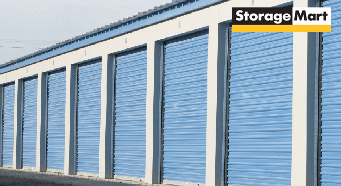 StorageMart Crown Point Storage in Omaha