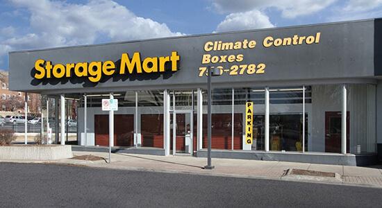 StorageMart - Self Storage Units Near Broadway & 34th In Kansas City, MO