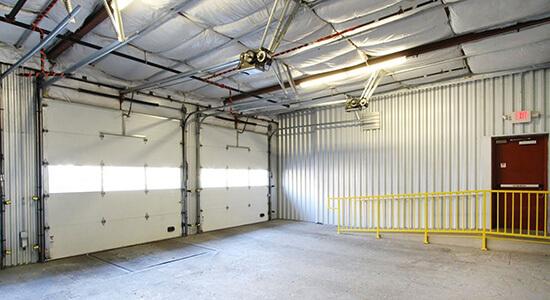 StorageMart Loading Bay- Self Storage Units Near 17th & Grand In Kansas City, MO