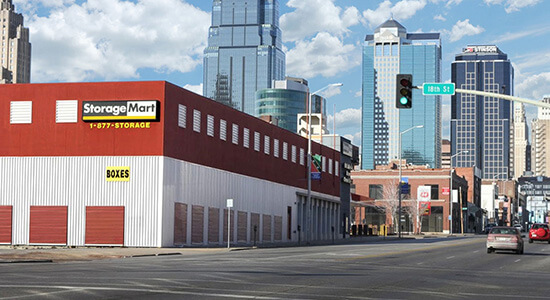 StorageMart - Self Storage Units Near 17th & Grand In Kansas City, MO