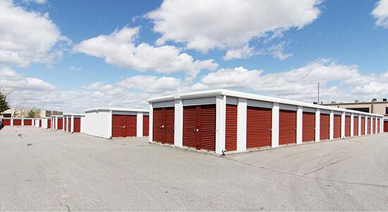 StorageMart Drive Up Units- Self Storage Units Near Stadium Blvd & W Worley In Columbia, MO