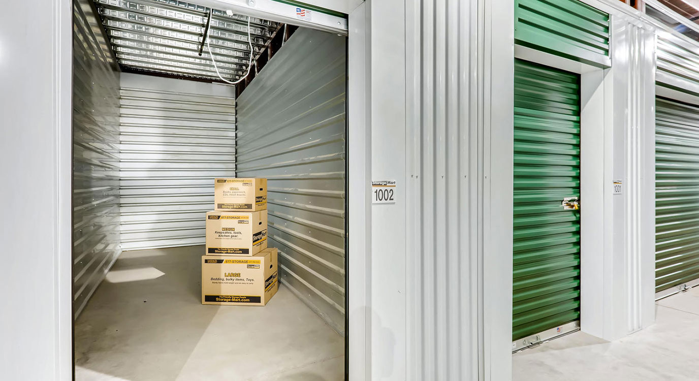 StorageMart - Almacenamiento Cerca De Highway 6-East of Hill Crest En Edwards,Colorado
