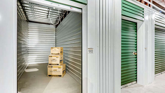 StorageMart Climate Controlled- Self Storage Units Near Highway 6-East of Hill Crest In Edwards, CO
