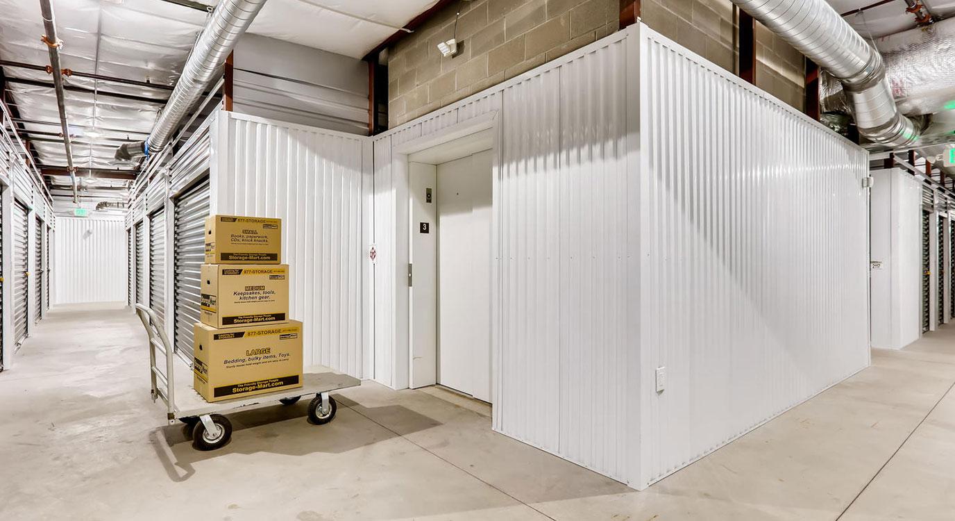 StorageMart - Self Storage Units Near Highway 6-East of Hill Crest In Edwards, CO