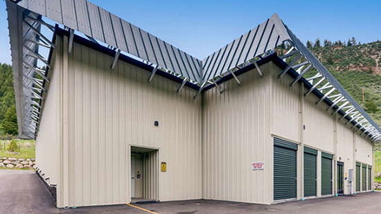 StorageMart Loading Bay- Self Storage Units Near Highway 6-East of Hill Crest In Edwards, CO