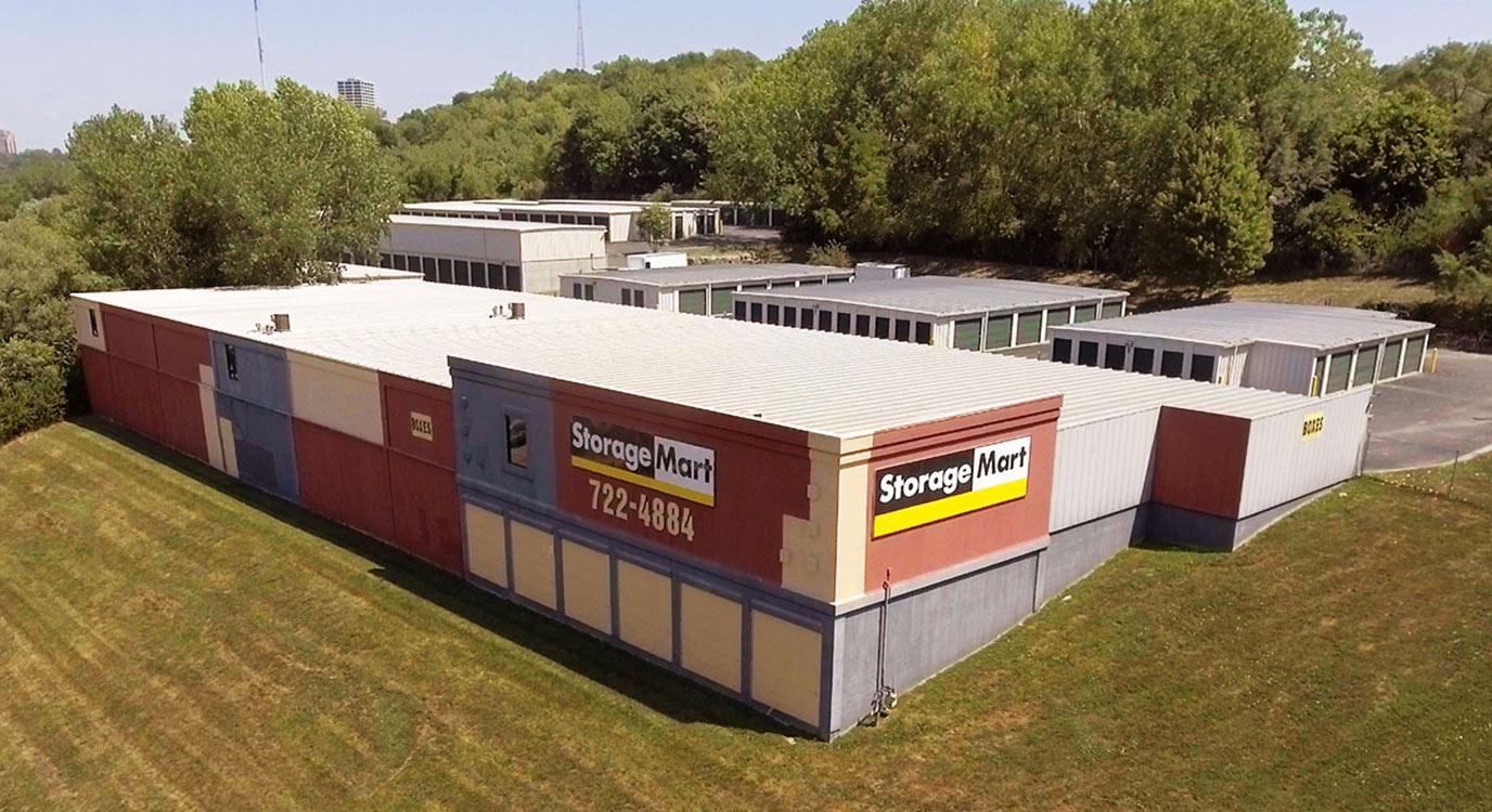 StorageMart - Self Storage Units Near Southwest Blvd & Rainbow In Kansas City, KS