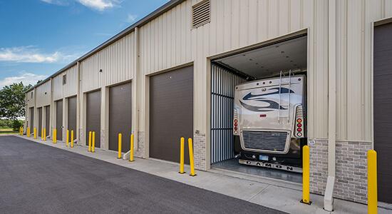 StorageMart Drive Up- Self Storage Near 135th & Antioch In Overland Park, KS