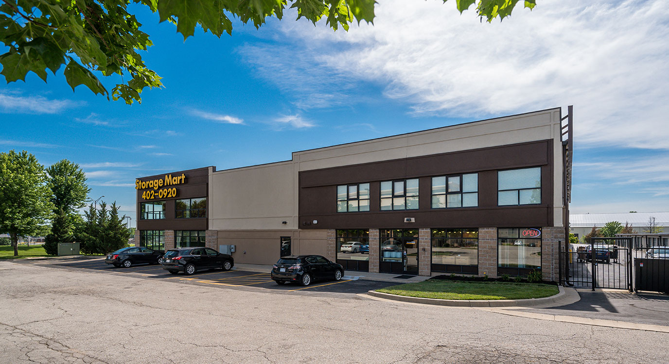 StorageMart - Self Storage Near 135th & Antioch In Overland Park, KS