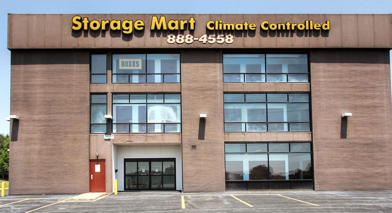 StorageMart - Almacenamiento Cerca De 95th & I-435 En Lenexa, Kansas