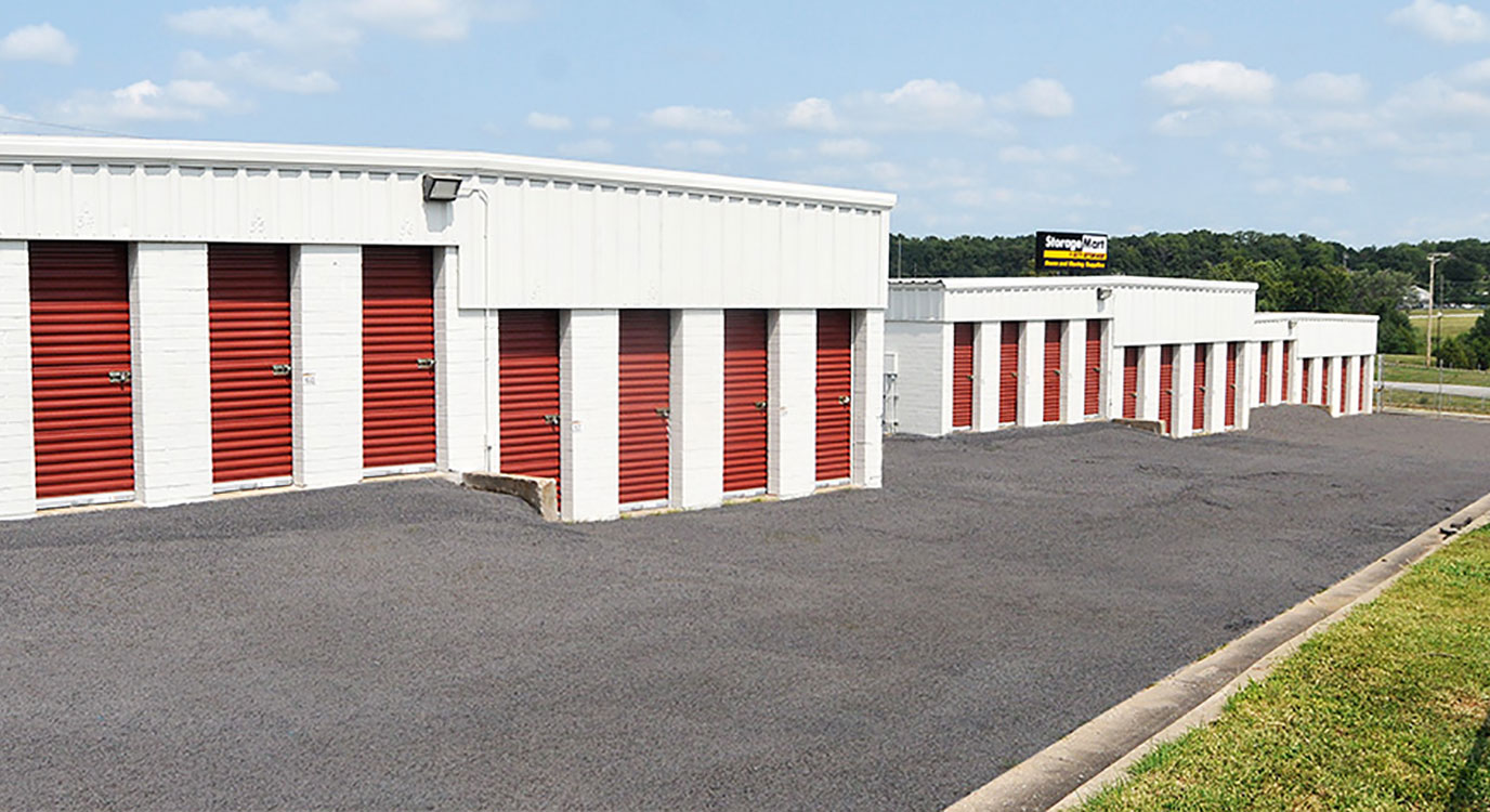 StorageMart - Almacenamiento Cerca De Church Road & W College Street En Pleasant Valley,Missouri