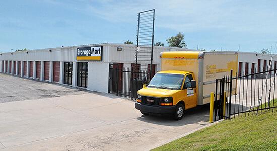 StorageMart - Self Storage Units Near Church Road & W College Street In Pleasant Valley, MO
