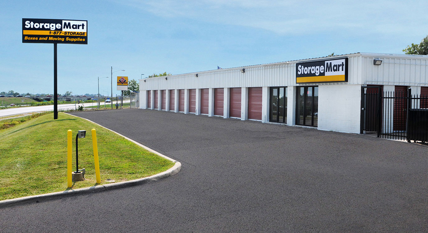 StorageMart - Self Storage Units Near Church Road & W College Street In Pleasant Valley, MO
