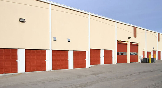 StorageMart Drive Up Units - Self Storage Units Near 151st & Antioch In Overland Park, KS