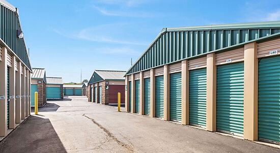 StorageMart Drive Up- Self Storage Units Near Mahaffie Cir & 151 St In Olathe, KS