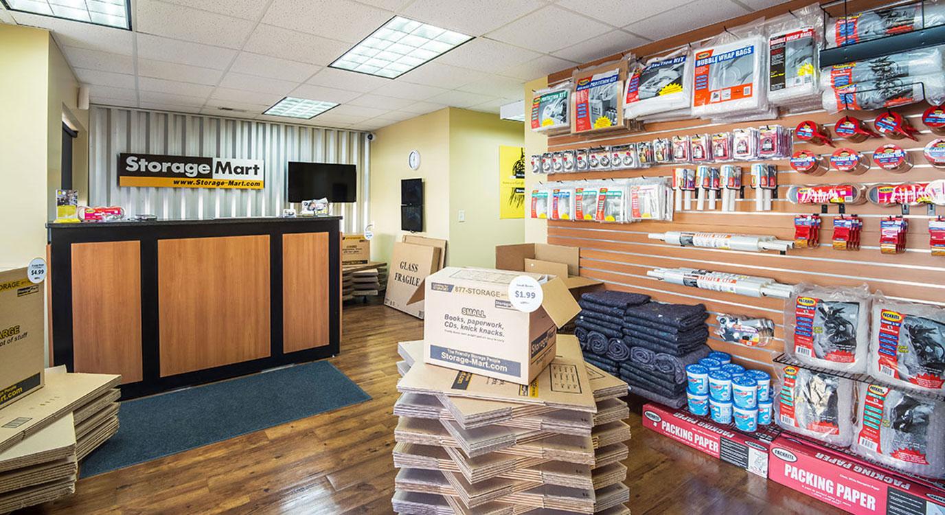 StorageMart - Self Storage Units Near Mahaffie Cir & 151 St In Olathe, KS