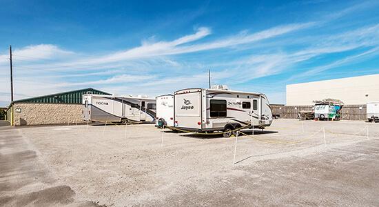 StorageMart  Rv Parking- Self Storage Units Near Mahaffie Cir & 151 St In Olathe, KS