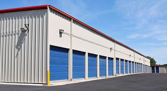 Unidades de manejo en StorageMart Kansas City