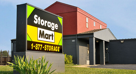 StorageMart - Self Storage Units Near W Dennis Ave & S Provence St In Olathe, KS