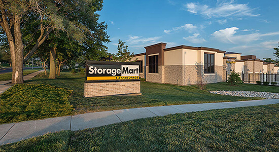 StorageMart - Self Storage Units Near W 91st St In Overland Park, KS