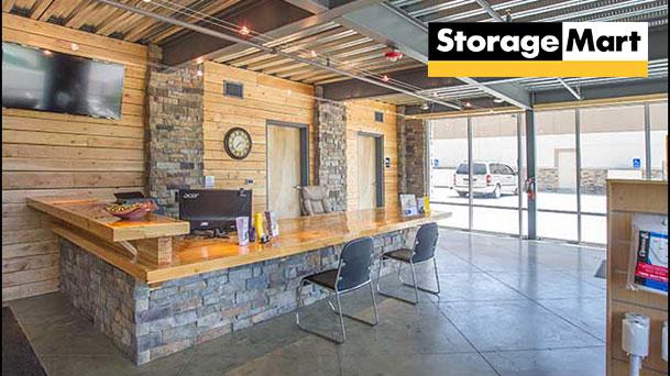 StorageMart Metcalf office