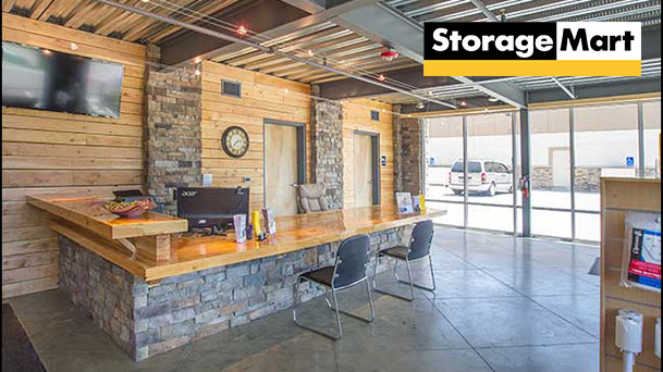StorageMart Metcalf Office