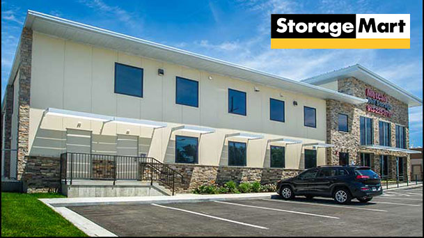 StorageMart Metcalf Self Storage