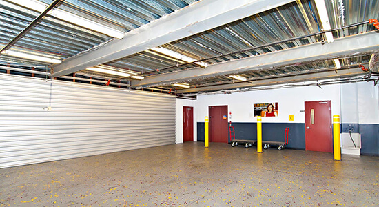 StorageMart Loading Bay- Self Storage Units Near Southbound Rt 3 & Race Track Rd In Gambrills, MD