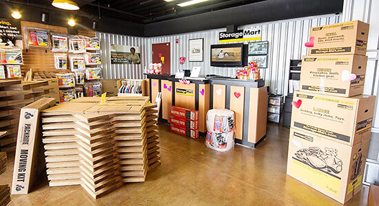 StorageMart Office - Self Storage Units Near Southbound Rt 3 & Race Track Rd In Gambrills, MD