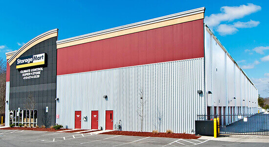 StorageMart - Self Storage Units Near Southbound Rt 3 & Race Track Rd In Gambrills, MD