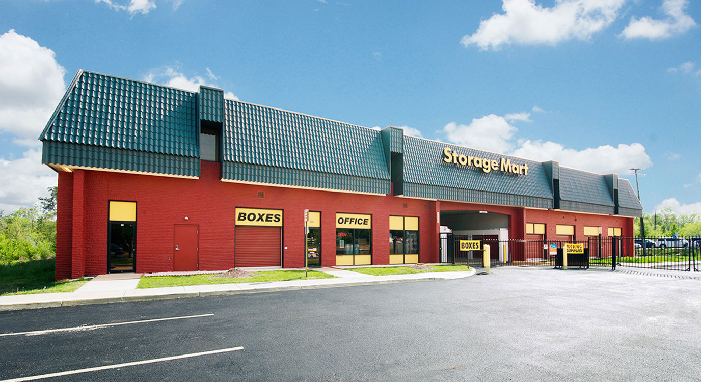 StorageMart - Self Storage Units Near Lee Hwy & Shirley Gate Rd In Fairfax, VA