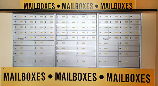 StorageMart Mailboxes- Self Storage Units Near Kent Ave & Wallabout In Brooklyn, NY
