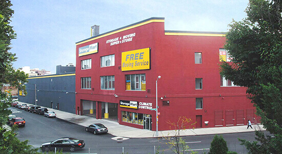 StorageMart - Self Storage Units Near Kent Ave & Wallabout In Brooklyn, NY