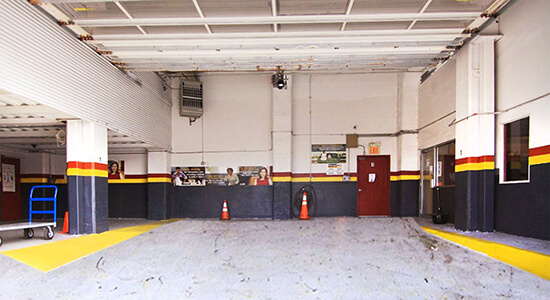 StorageMart Loading Bay- Easy Move in Self Storage Units Brooklyn, NY