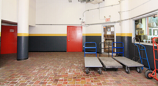 StorageMart Loading Bay - Self Storage Units Near Jamaica Ave & 182nd St In Hollis, NY