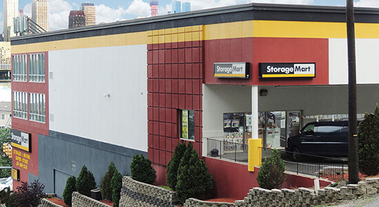 StorageMart - Self Storage Units Near Rt 3 & Paterson Plank Rd In Secaucus, NJ