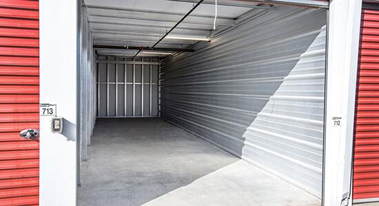StorageMart Drive Up- Self Storage Units Near Deerfoot Trail & Yankee Valley In Airdrie, AB