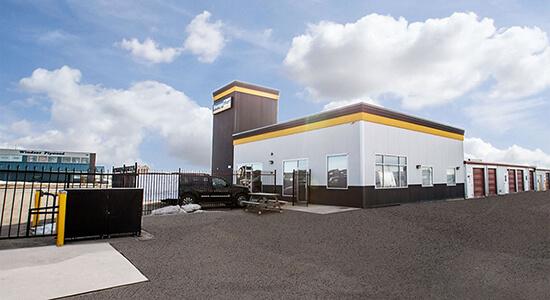 StorageMart - Self Storage Units Near Deerfoot Trail & Yankee Valley In Airdrie, AB