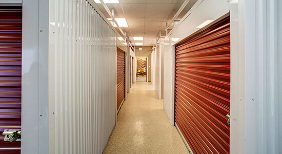 StorageMart Climate Control - Self Storage Units Near Winterburn RD and 115 Ave. In Edmonton, AB