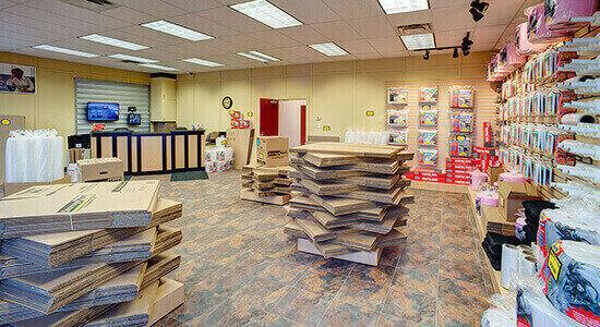 StorageMart Office - Self Storage Units Near Winterburn RD and 115 Ave. In Edmonton, AB