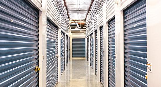 Heated Storage on 127th Street, Edmonton