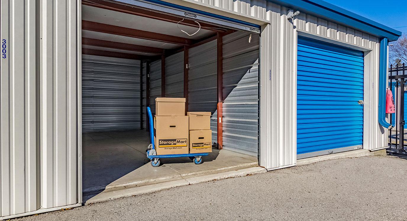 StorageMart - Self Storage Units Near Wonderland Rd. North In London, ON