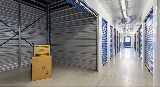 StorageMart Climate Control - Self Storage Units Near Wharncliffe Rd South In London, ON