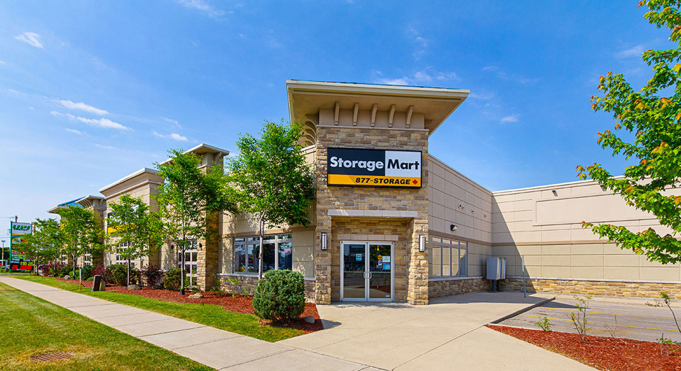 StorageMart - Self Storage Units Near Wharncliffe Rd South In London, ON