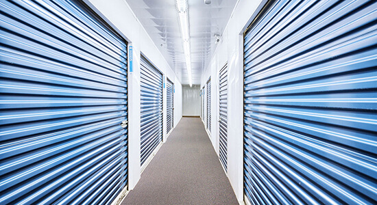 StorageMart Climate Control - Self Storage Units Near Wonderland Road South