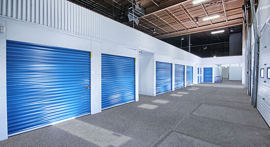 StorageMart Loading Bay - Self Storage Units Near Lauzon Pkwy & Tecumseh RD E In Windsor, ON