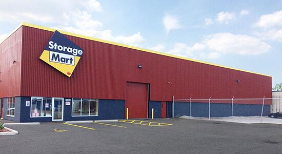 StorageMart - Self Storage Units Near Lauzon Pkwy & Tecumseh RD E In Windsor, ON
