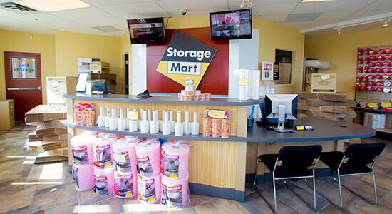 StorageMart Office - Self Storage Units Near Kipling Ave & Queensway In Etobicoke, ON