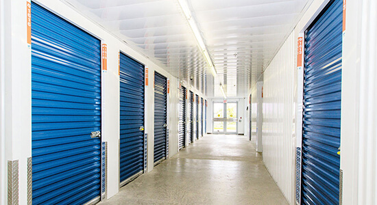 StorageMart Climate Control - Self Storage Units Near Islington & Bloor In Etobicoke, ON