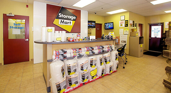 StorageMart Office - Self Storage Units Near Islington & Bloor In Etobicoke, ON