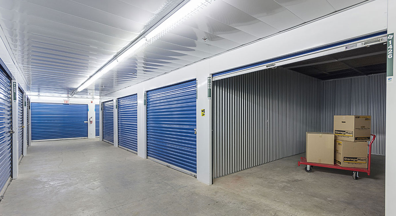 StorageMart - Self Storage Units Near Eglinton & Black Creek Dr In York, ON